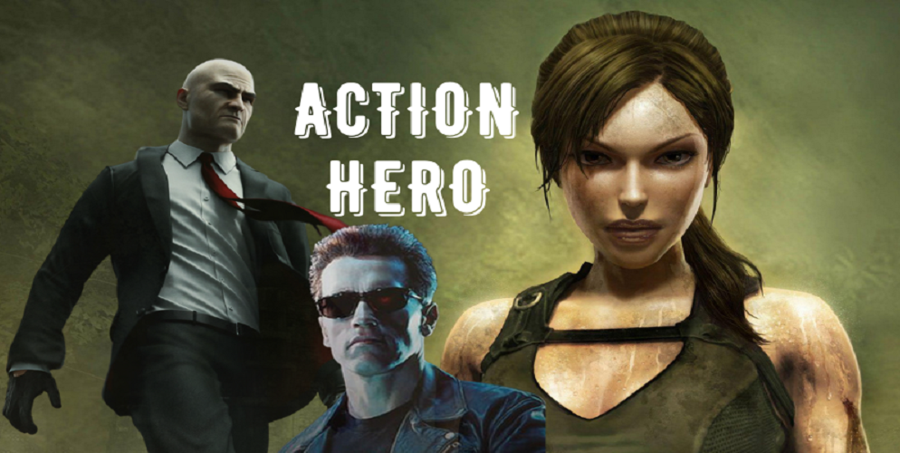 Best of action hero-themed slots
