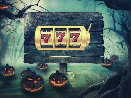The best Halloween-themed online pokies in 2020